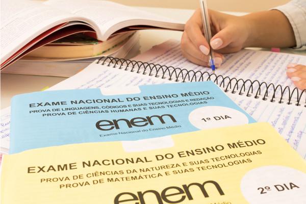 prova enem - Como Fazer Inscrição para o ENEM (Exame Nacional do Ensino Médio)